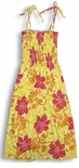 Brilliant Splash Women's Tube Top Sundress