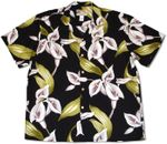 Calla Lily Men's Tom Selleck Magnum PI Aloha Shirt
