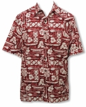 Canoe Tapa Men's Shirt