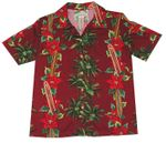 Christmas Surf women's paradise found shirt