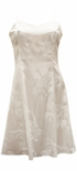 Simple Bamboo women's empire princess dress