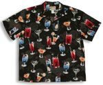 Cocktail Games Happy Hour Men's Rayon