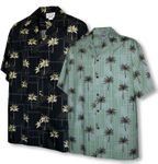 Coconut Bamboo Duplicity Men's Shirt