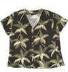 Coconut Tree Paradise Found Aloha Blouse