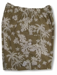 Coconut Tree Garden Men's Cargo Shorts
