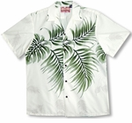 Contempo Monstera Fern Men's Hawaiian Shirt