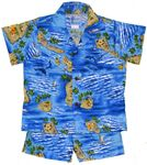 Da Hawaiian Islands cotton cabana set