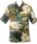 Diamond Head Go Barefoot Fujiette aloha shirt