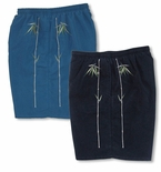 Double Bamboo kaylua bay mesh liner swim trunks