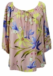 CLOSEOUT Dream Garden Womens Peasant Blouse