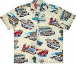 CLOSEOUT Drive-In Cadillac & Pontiac Men's Rayon