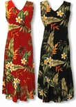 Enchanting Tropical women's Sleeveless dress