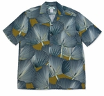 Fan Palm men's Hawaiian shirt