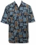 Fish Hooks Men's Shirt