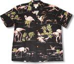 Flamingo Lake Men's Rayon