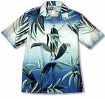 Floating Leaf Men's Shirt