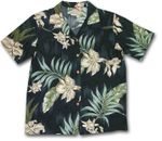 Floating Orchid women's paradise found shirt