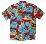 CLOSEOUT Florida's Gold Coast men's vintage