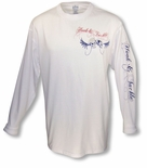 Triumph Hook & Tackle Long Sleeve Tee Shirt