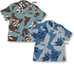 Ginger Heliconia Womens Shirt