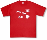 Hawaii 5-O Cotton Tee Shirt