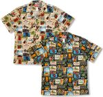 Hawaii State Locations Men's Shirt
