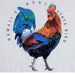 Hawaii's Real State Bird tee shirt