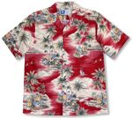 Hawaiian Dreamscape men's shirt