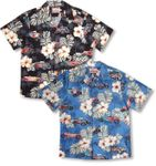 Hawaiian Hot Rods Men's Shirt