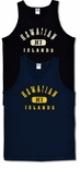 Hawaiian Islands Gym Tank Top