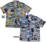 Hawaiian Lifestyle Image Men's Shirt