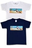 Monk Seal Children's Tee Shirt