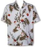Hawaiian Orchid men's rayon shirt