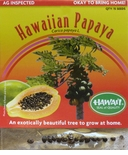 3 Packs of 15 Hawaiian Papaya Seeds