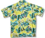 Hawaiian Postcards Men's Vintage Shirt