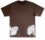 Hawaiian Shell Cotton Tee Shirt