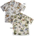 CLOSEOUT Hawaiian Tiki men's shirt