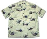 Helicopters Mens Shirt