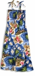 Hibiscus Hawaiian Islands Women's Tube Dress