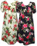Hibiscus Rose Mallow House Dress