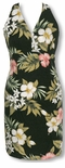 CLOSEOUT Hibiscus Stephanotis Women's Halter