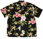 Hibiscus Summer men's shirt