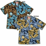 Hidden Anthurium Garden Men's 5X Cotton