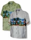High Times Beach Wind Beer Men's Shirt
