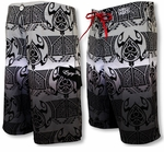 "22"" Honu Turtle Cove HIC 8 Way Stretch Boardshorts"