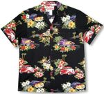 Hot Rod Cars Polynesian Style mens shirt