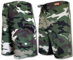 "21"" Howitzer HIC 8 Way Stretch Boardshorts"