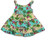 Hula Girl Dance Tier Style - Infant & Toddler Sizes