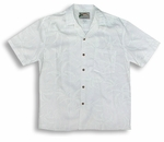 Hurricane Wedding White Men's Rayon