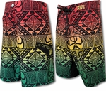"22"" Ilima HIC 8 Way Stretch Boardshorts"